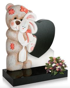 Tatty Teddy with Rabbit