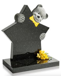 Teddy with Star