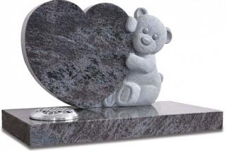 Teddy Holding Heart