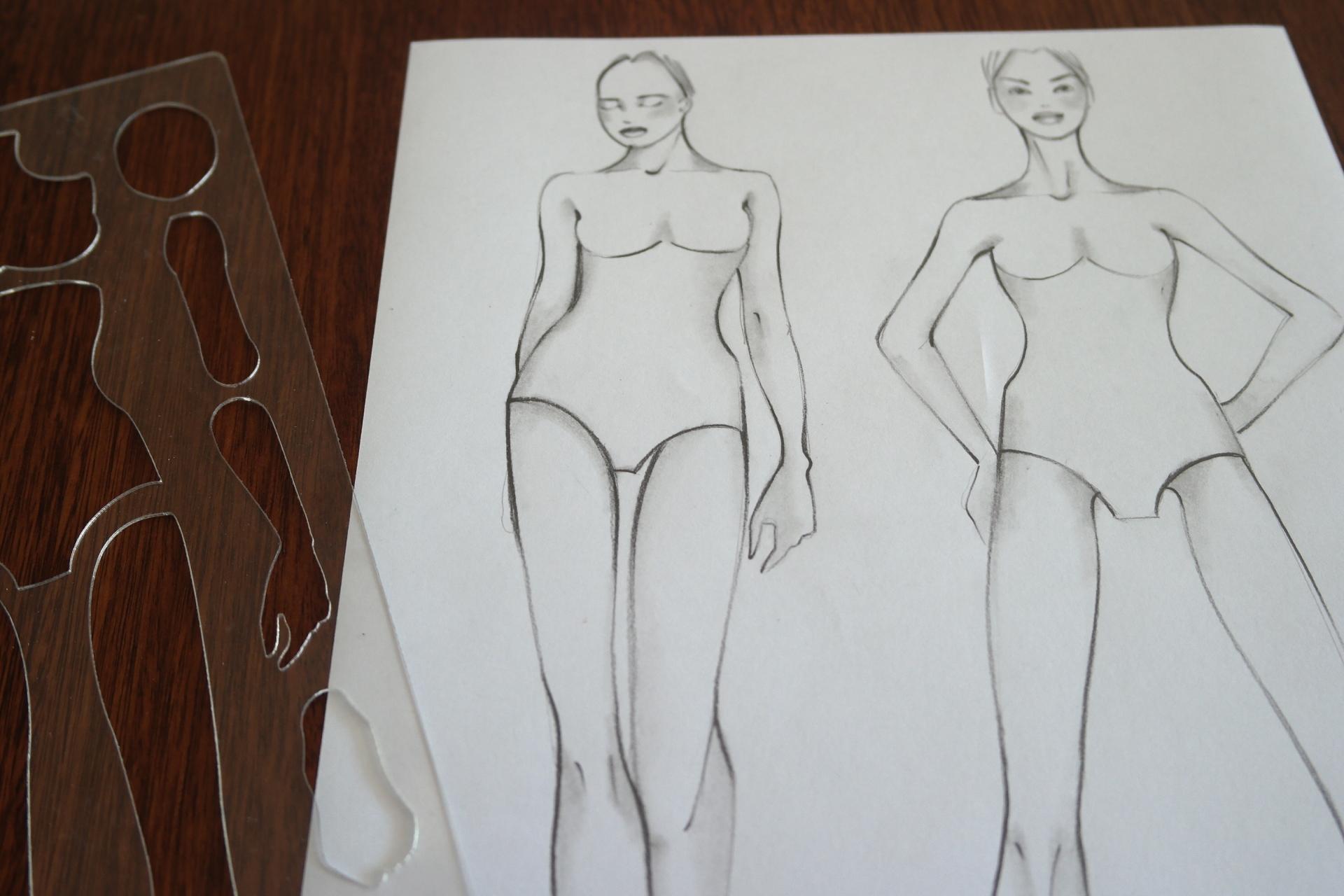 Régua Corpo Articulado Feminino