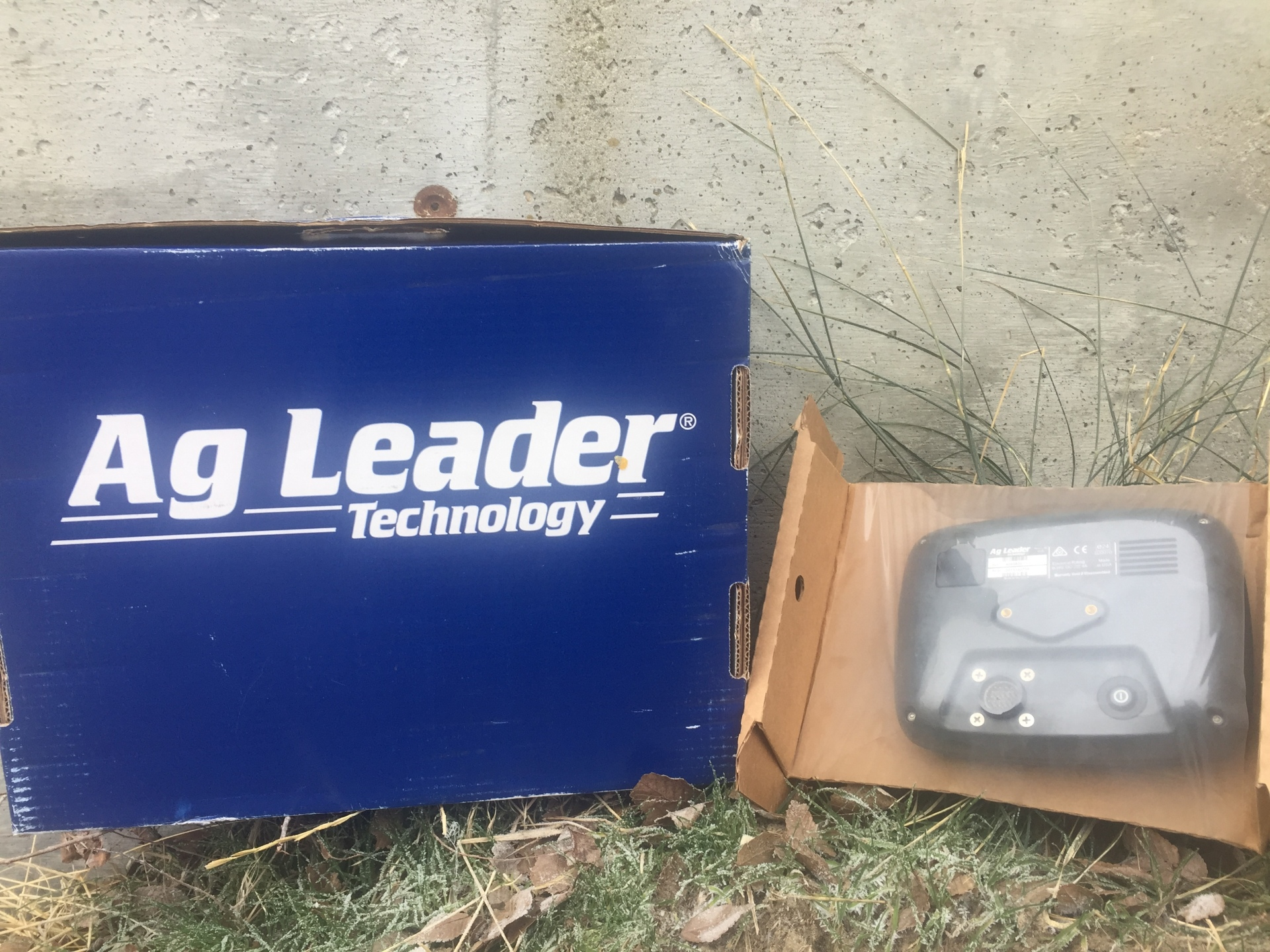 GPS, Ag Leader, Liquidation