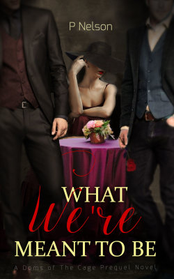 Cover reveal for What We're Meant to Be