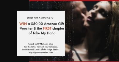 Enter for a chance to win a $50.00 Amazon Gift Voucher