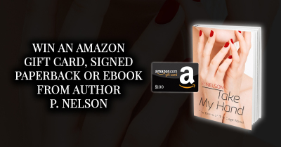 Win an Amazon Gift Card, signed copies of my books or ebooks
