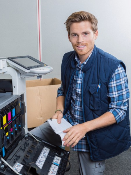 Suffolk Copier Systems - Factory Trained Copier and Printer Service Technicians