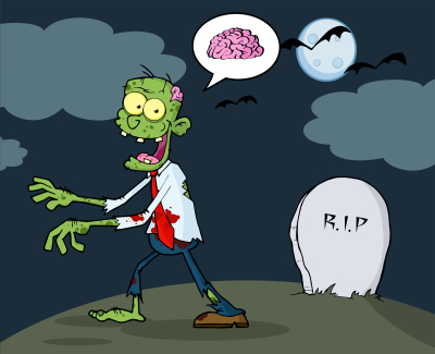 The Psychology of Zombies: Why are Zombies so Infectious?