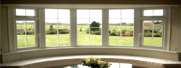 Bay Window UPVC Windows and doors