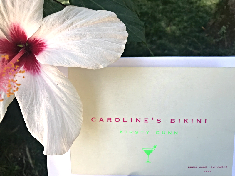 Book: Caroline's Bikini