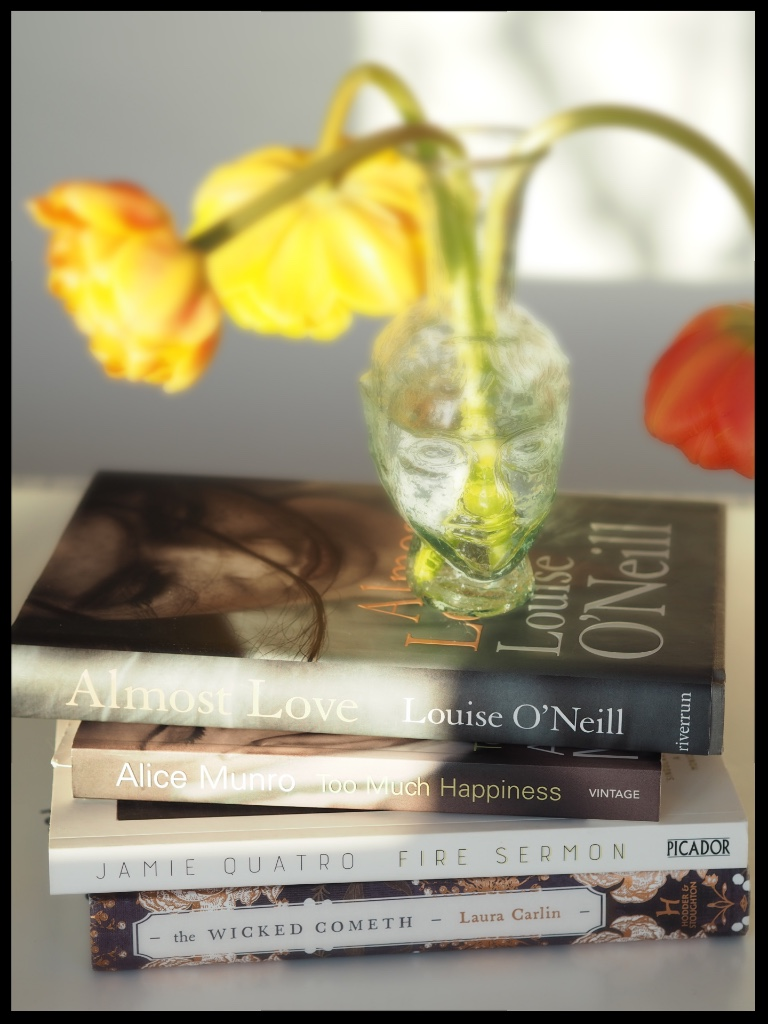 Books-April