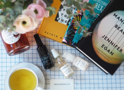 Books And Bottles for March