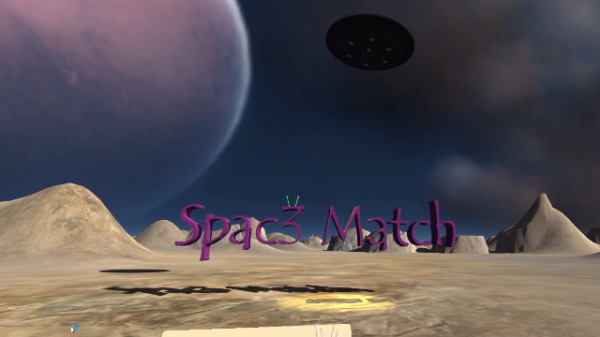 Spac3 Match Intro Scene