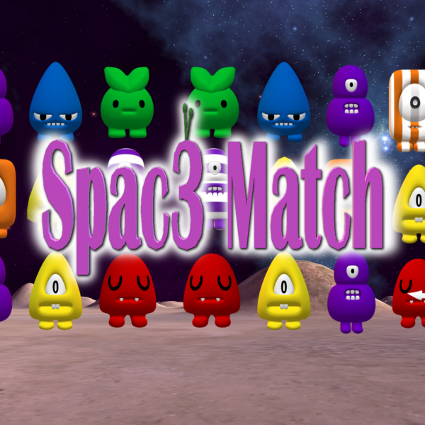 Spac3 Match cover image