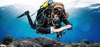 SCUBA DIVING TICKETS