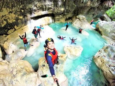 Kawasan Canyoneering Tour