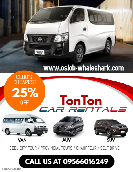 VAN RENTAL SERVICES