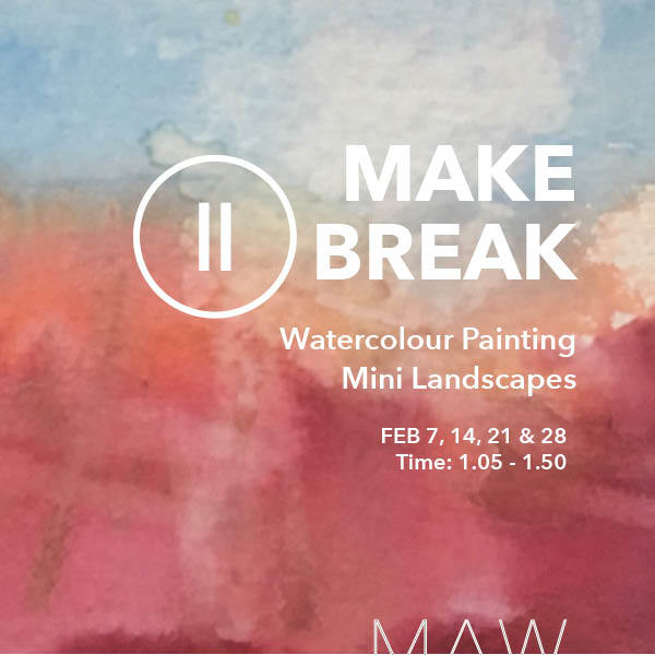 MAW Workshops this February