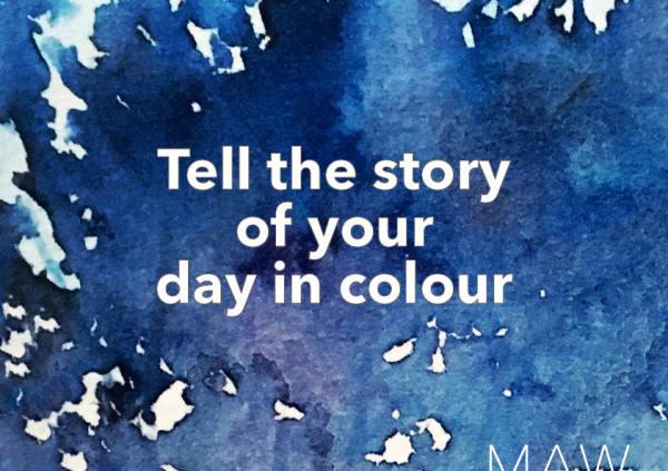 Colourful storytelling
