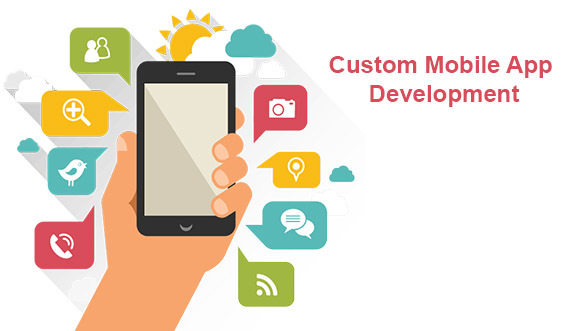 Five Reasons to go for Custom Mobile App Development
