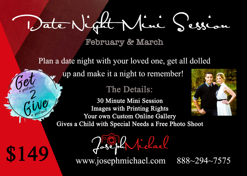 Date Night for February & March