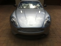 Aston Martin DB9 coated in Ceramic Pro