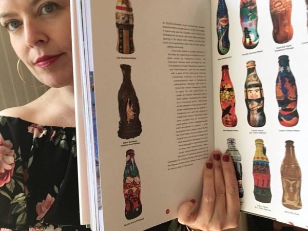 Coke Art - Canada's Coca-Cola