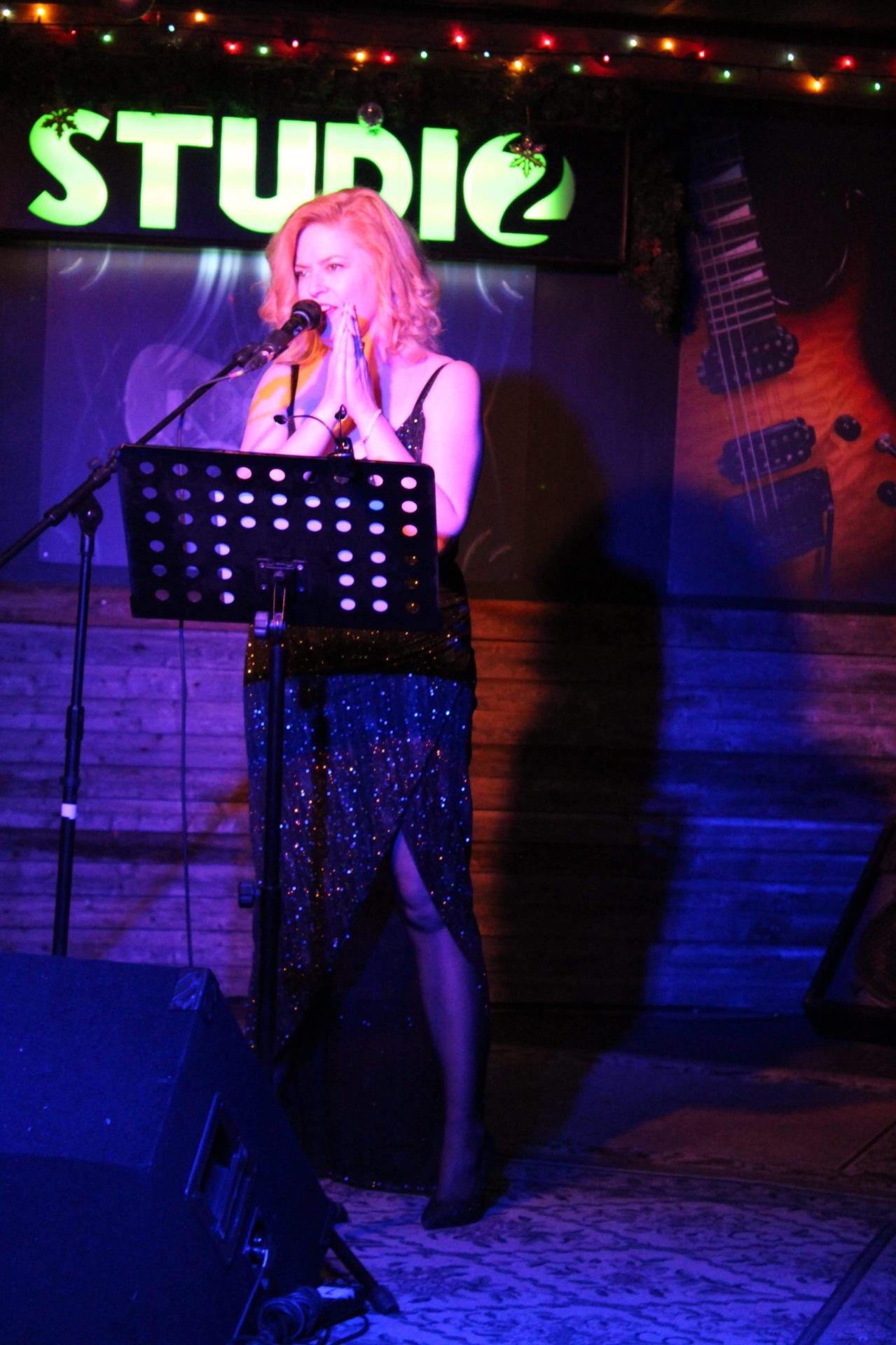 Live Performance - Revue Ancrages