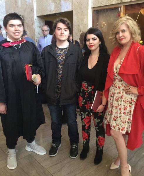 Tristan's Graduation MTA