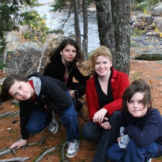At Pabineau Falls