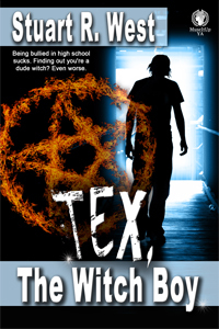 Tex, the Witch Boy (Tex, the Witch Boy trilogy, Book #1)