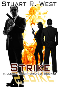 Strike (Book #2 in the Killers Incorporated trilogy)