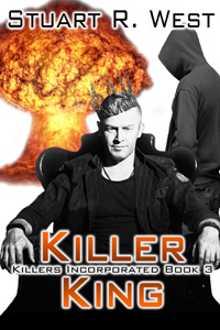 Killer King (Book #3 of the Killers Incorporated trilogy)
