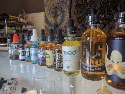 Hand-Crafted E-Juice