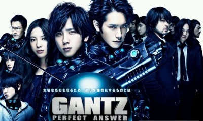 Gantz - Perfect answer Live Action online legendado em português na Dopeka