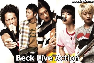 Beck Live Action online legendado em português na Dopeka