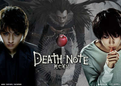 Death Note 1 Live Action online legendado em português na Dopeka