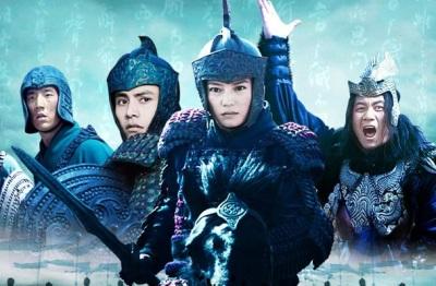Hua Mulan - Chinese Movie online legendado em português na Dopeka