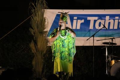 Rony Mou-Fat, President of Te Ana Hotu