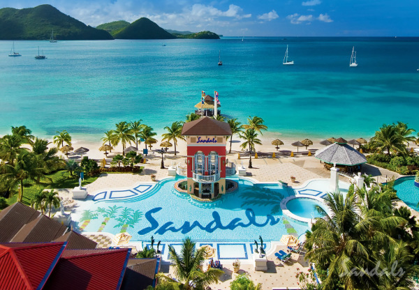 Sandals - All inclusive packages