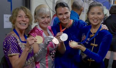 Medals in Vancouver