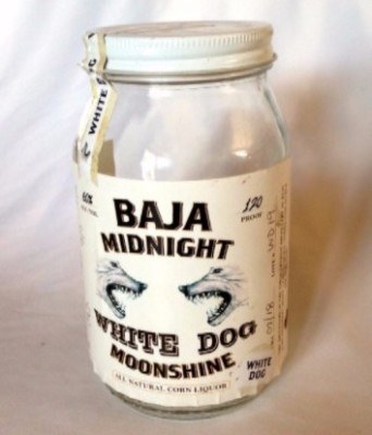 White Dog Moonshine