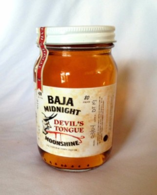 Devil's Tongue Moonshine