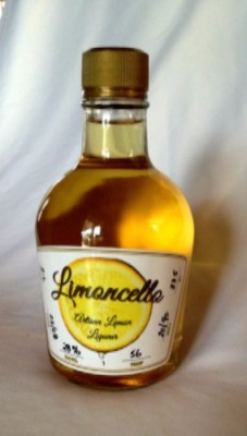 Limoncello Chilled