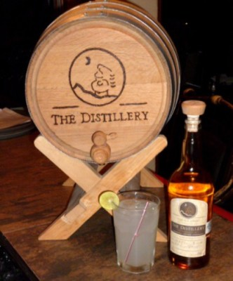 The Distillery Tequila