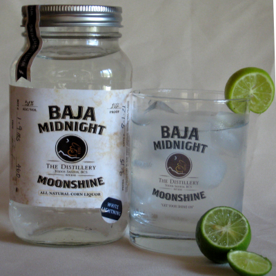 Moonshine & Mineral Water