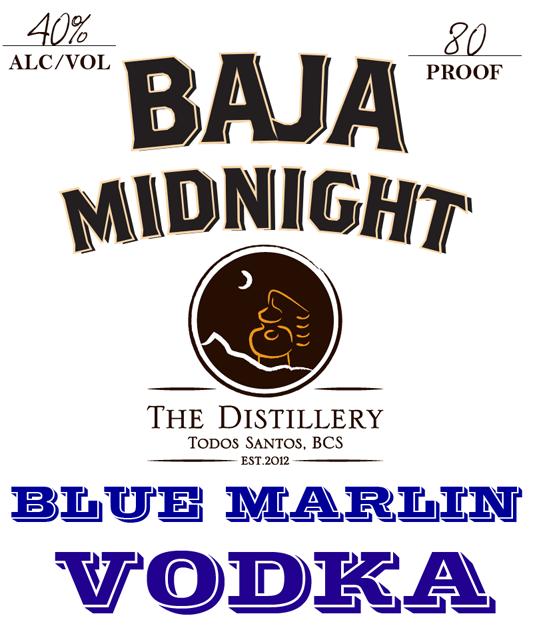 Blue Marlin Vodka