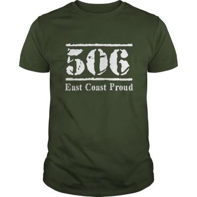 506 - East Coast Proud Shirt