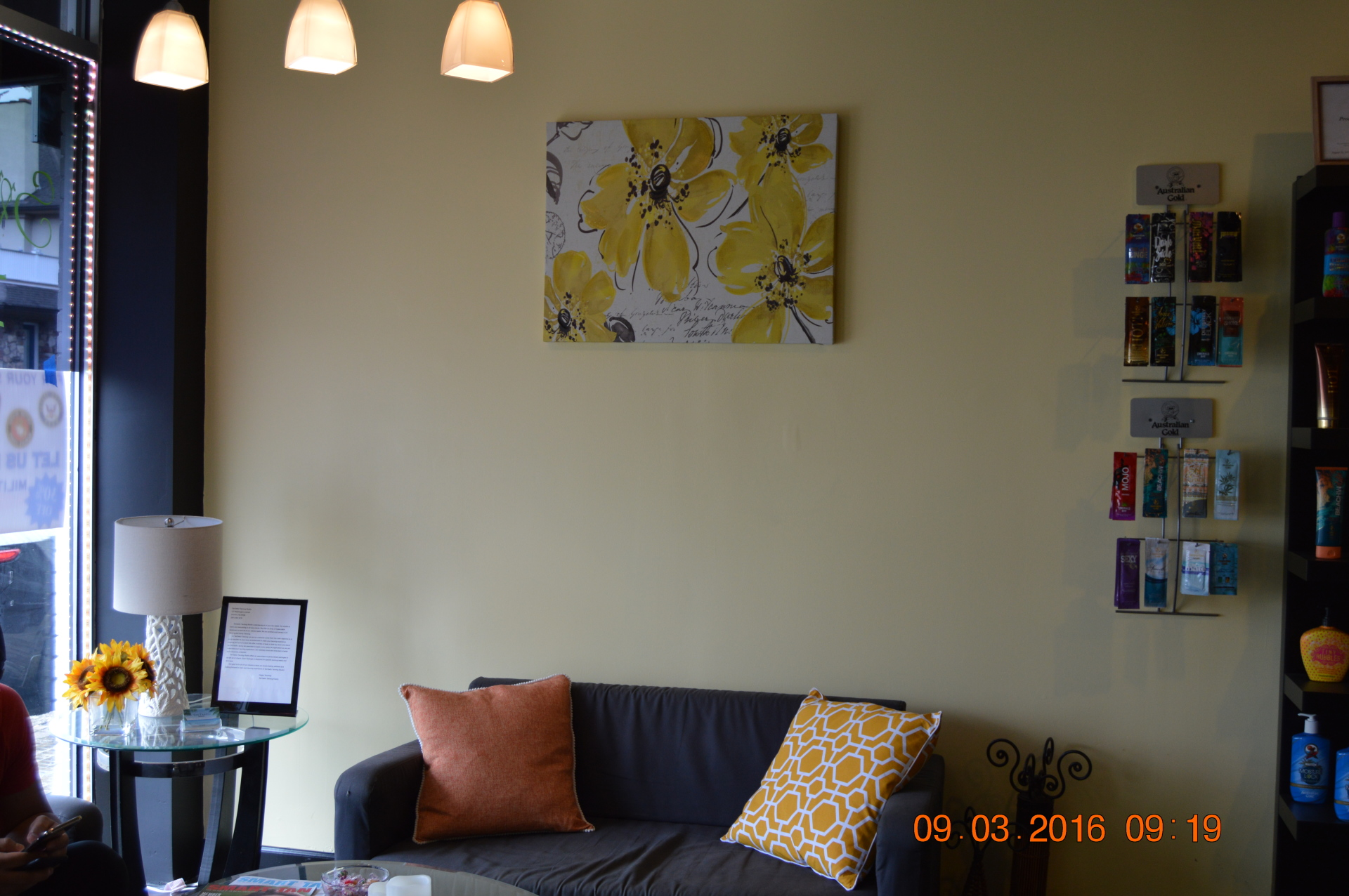 OUR FRONT ROOM