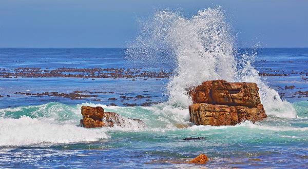 """Cape Horn Surf"""