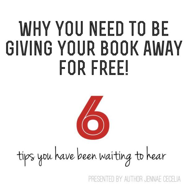 Why You Need To Be Giving Your Book Away For Free!