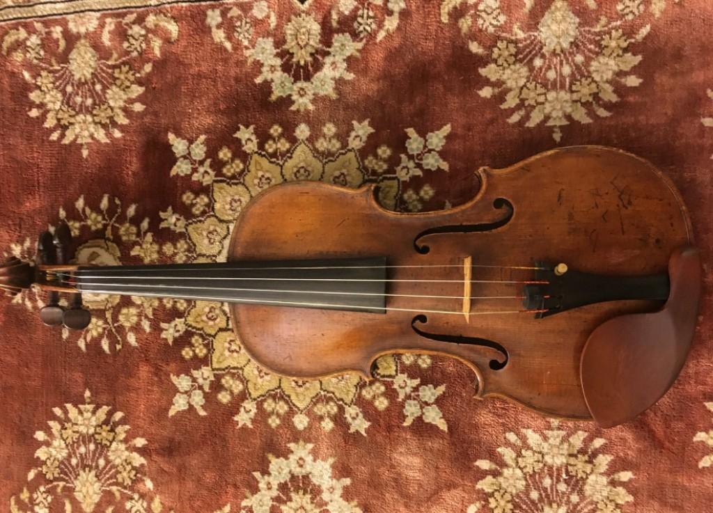 Customized Violin/Viola Chinrests